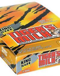 Tigers Milk Bar - Peanut Butter - King Size - 1.94 oz - 1 Case